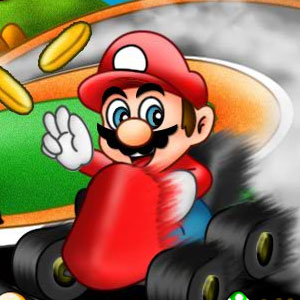 Play Mario Racing Tournament